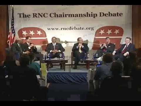 RNC Chairman Debate