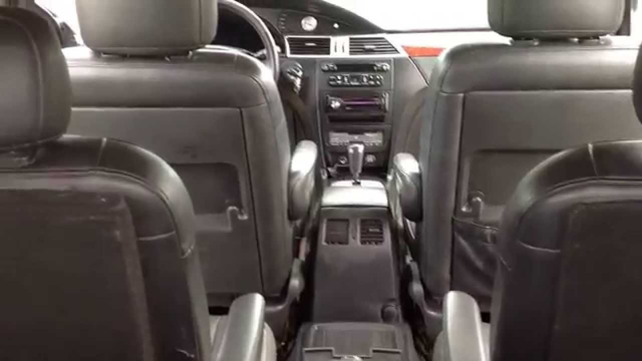 Camioneta Chrysler Pacifica