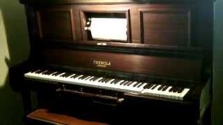 1928 Themola London Pianola - Louisville Lou