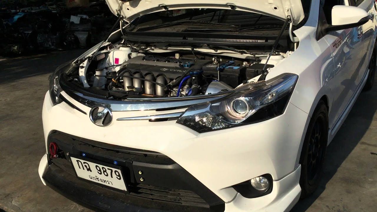 New Vios 2014 2zz Ge By Garage 7 Youtube