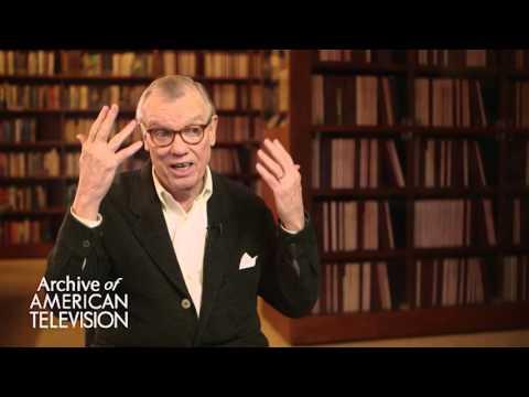 Hugh Wilson on getting into advertising - EMMYTVLEGENDS.ORG