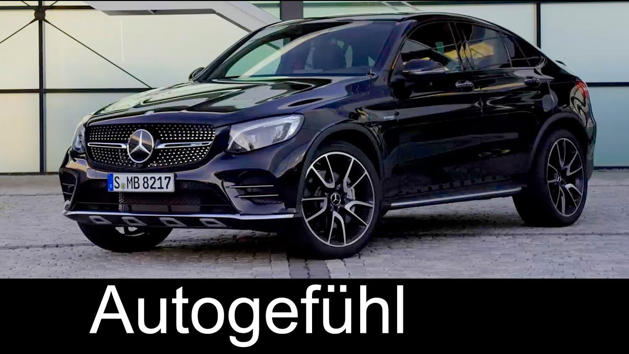 new mercedes amg glc 43 coup preview sound exterior neu. Black Bedroom Furniture Sets. Home Design Ideas