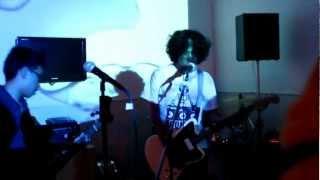 Thunder Sanchez - Intro+Orgasm Before Abduction (live @ White Noise - 2012)