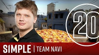 NaVi CS:GO S1mple 20 Questions