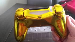 controller chaos ps4 unboxing