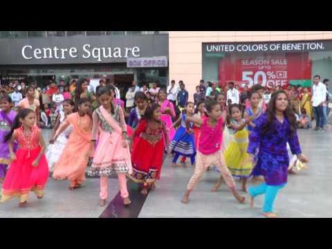Flash Mob Vadodara 2nd 15/8/2016