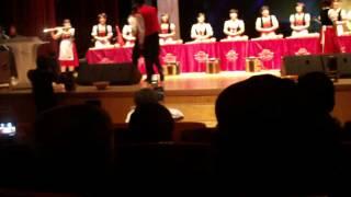 ES BUUREMEITLI MAN I NED(Cowbell performance)