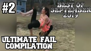 ULTIMATE FAIL COMPILATION - [ Try Not To Laugh ] - #2