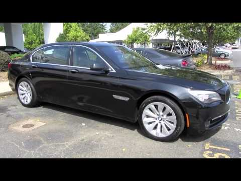 2017 Bmw Active Hybrid 7 Lwb Start Up Exhaust And In Depth Tour