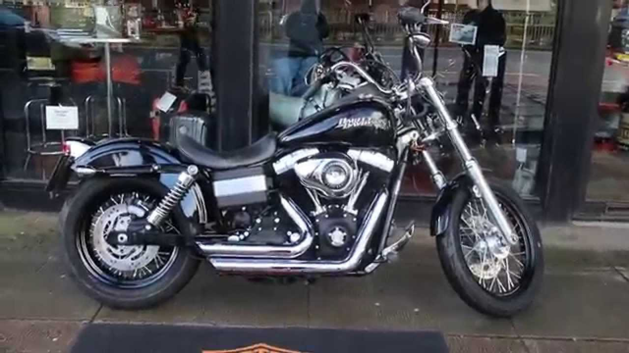 Harley Davidson Street Bob Youtube