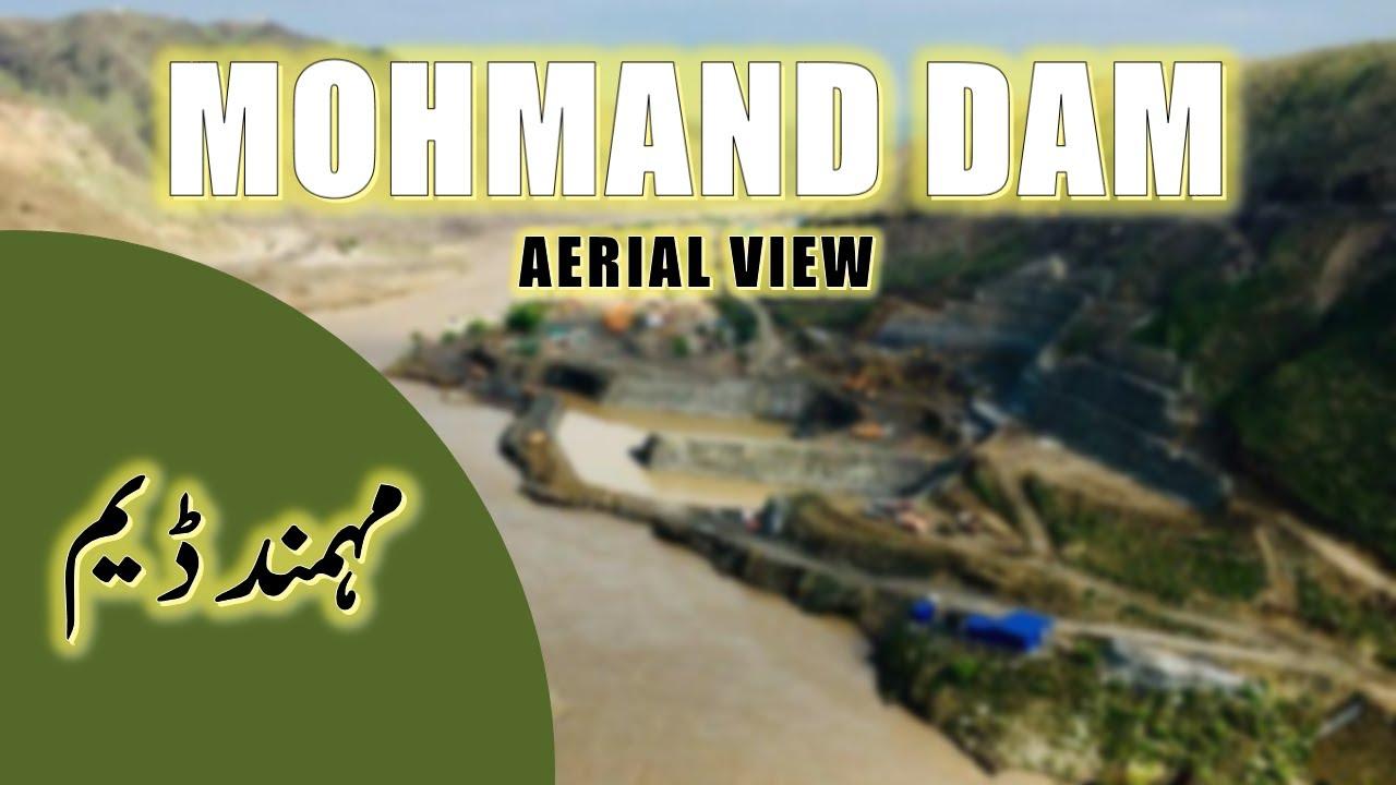 Mohmand Dam | Drone Shots | 2020