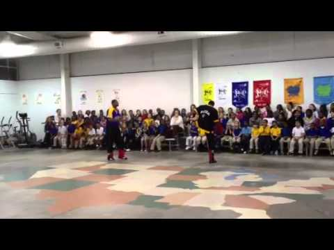 The Harlem Wizards at Rawls Springs Attendance Center