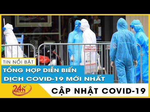 Tin tức Covid-19 nóng nhất sáng 29/5  Dịch Corona mới nhất ngày hôm nay covid Tp.HCM .Tin tưc 24h TV