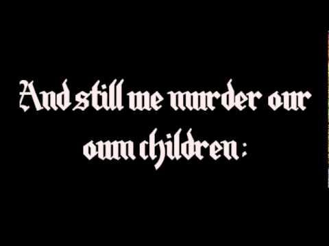 Motorhead - Brotherhood of Man (Lyrics)