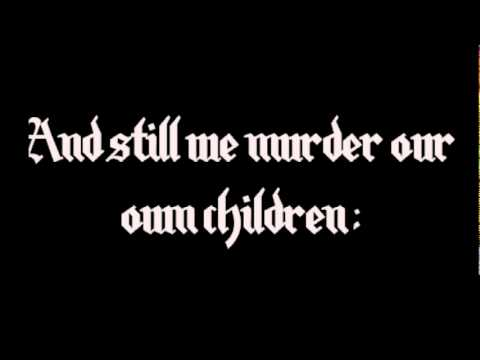 Motorhead - Brotherhood of Man (Lyrics)