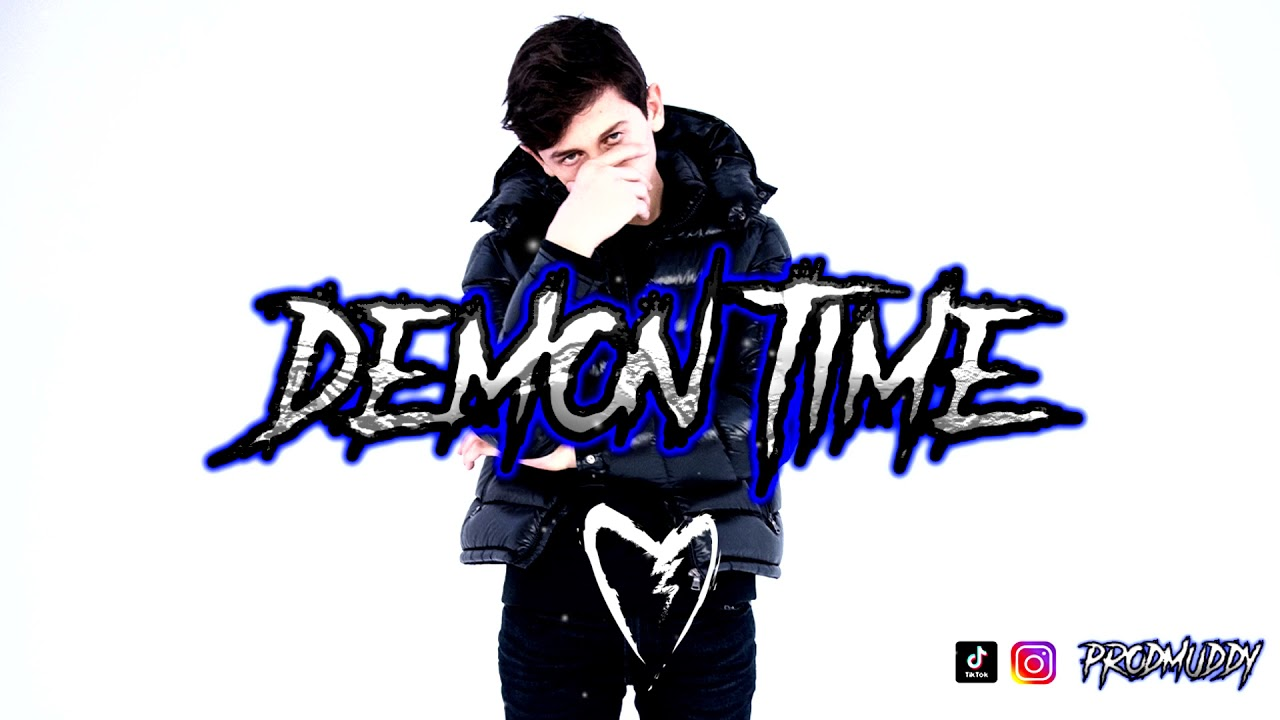 Lil Mabu - Demon Time (Official Instrumental) @PRODMUDDY
