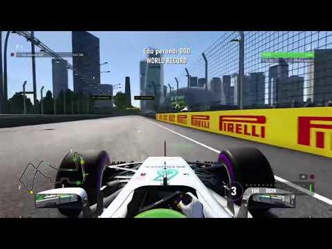 F1 2017 WORLD RECORD Singapore (1:35.712)