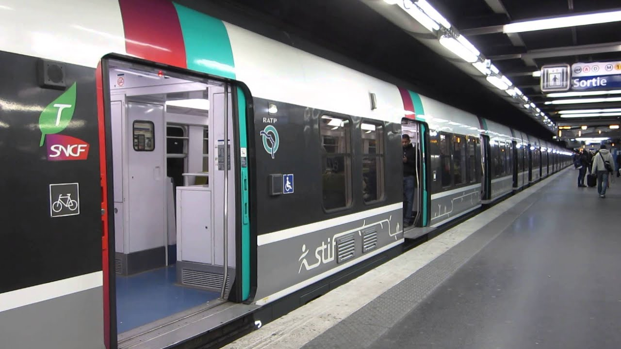 how to go from chatelet to metro gare du nord