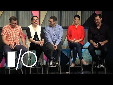 Design Fireside Chat - Google I/O 2016