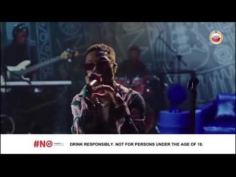 """Download Wizkid — """"Essence"""" at Friends of Amstel SA 2021."""