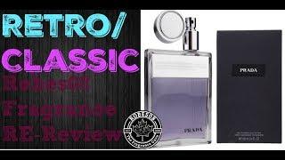Prada Amber Pour Homme by Prada Re-Review (2006) | Retro Series