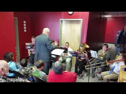 Greater Richmond School of Music (GRSM) - Homeschool Band - Winter Recital 2016