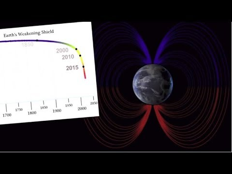 Earths Magnetic Pole Reversal  With Ben Davidson