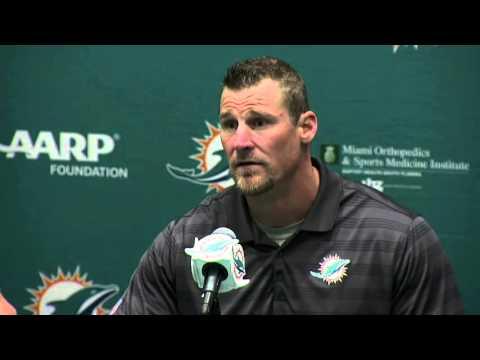 Miami Dolphins fire Joe Philbin; Dan Campbell to head team.