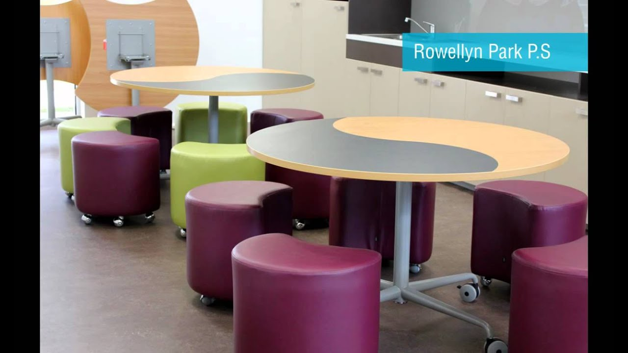 Modular Classroom Furniture Innovative Ber Classrooms Melbourne Youtube