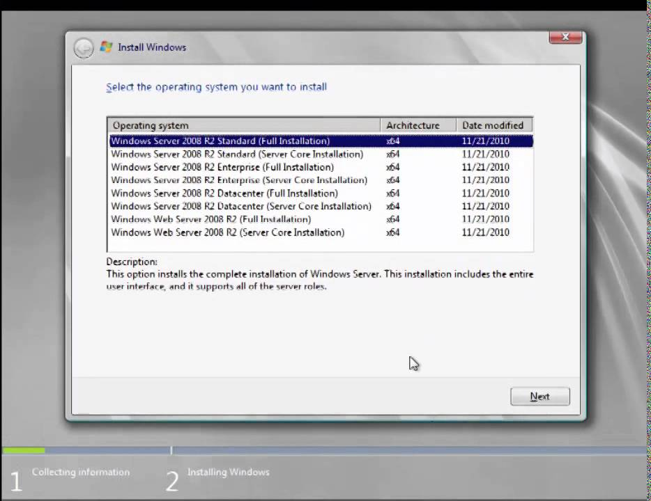 How to build a vmware vsphere vm template for windows server 2008.