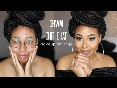 Chit Chat GRWM| Dating a potential vs. Dating a waste of time?|Girl Talk
