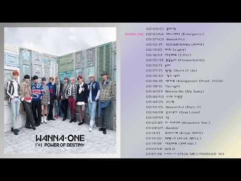 Wanna One /Best Songs25