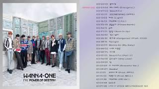 Wanna One 노래모음/Best Songs25