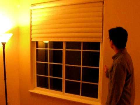 Pirouette Window Shade Demo - NAF