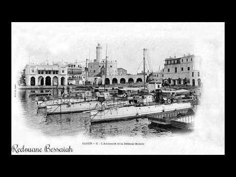 Alger la blanche 500 photos très rares Algiers the white city El bahdja (Redouane Bessaiah).