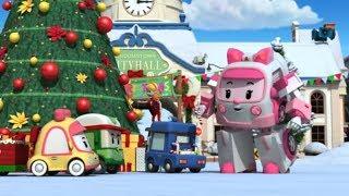 Робокар Поли - песенка про Новый год!