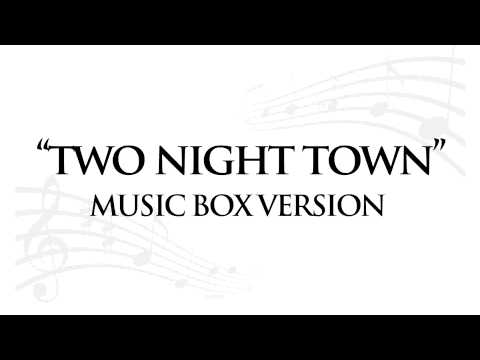 """TWO NIGHT TOWN"" BY JASON ALDEAN - MUSIC BOX TRIBUTE"