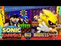 Sonic Mania PC - Sonic.EXE Mod & SUPER SONIC.EXE - Mod Madness