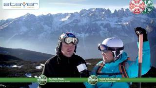 видео Горнолыжные курорты Италии