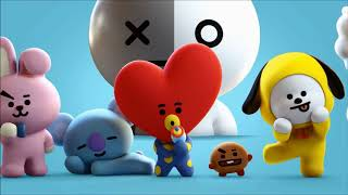 The Tomato Song (Korean Children Song) - BT21 Animation Version