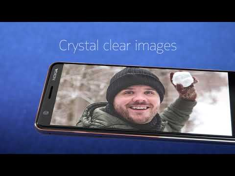 Introducing the new Nokia 3.1 - Your premium companion