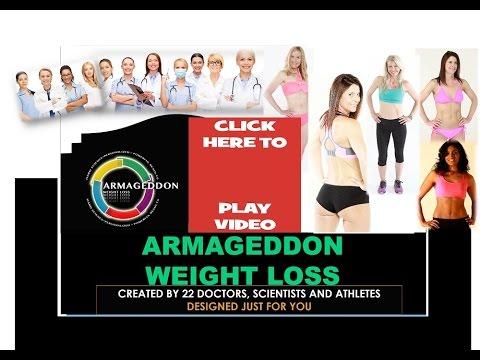 Armageddon Weight Loss DVD Program   Testimonial Video   Best weight loss program for women 2017