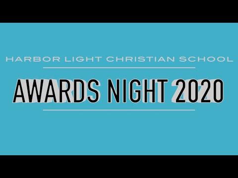 Harbor Light Christian School - Awards Night - 2020
