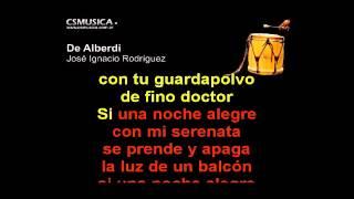 Folklore   De Alberdi   Karaoke