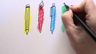 Draw Tip Tuesday Weapons of mass Creation