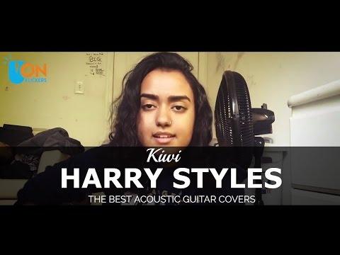 Harry Styles - Kiwi (Acoustic Guitar Cover) + Lyrics