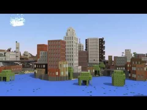 Mineland - Mine City Clip (replaced scene)
