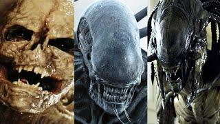 Todos los Aliens explicados - Tipos de Xenomorfo