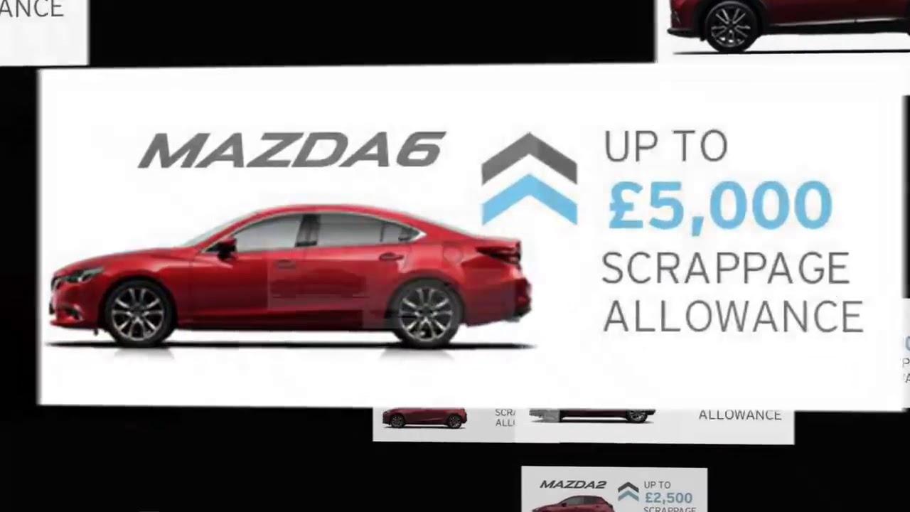 Magna Mazda Scrappage YouTube - Magna mazda