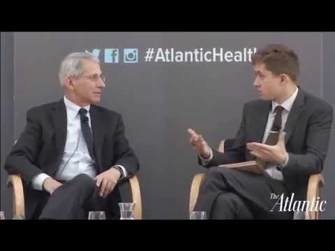 Epidemics of the Year / The Atlantic Health Forum